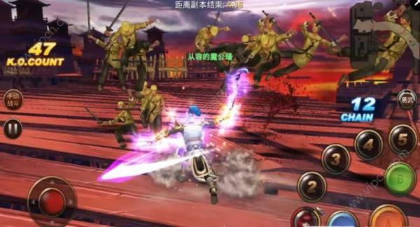 真三国战记安卓版游戏截图(5)
