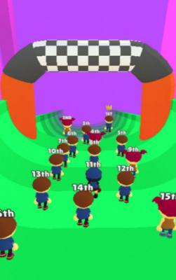 管道滑倒挑战游戏截图(1)