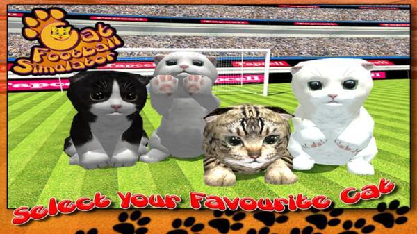猫咪运动会游戏截图(1)
