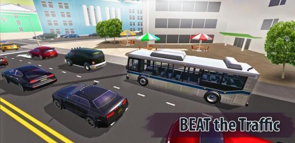 城市巴士司机传说游戏截图(1)